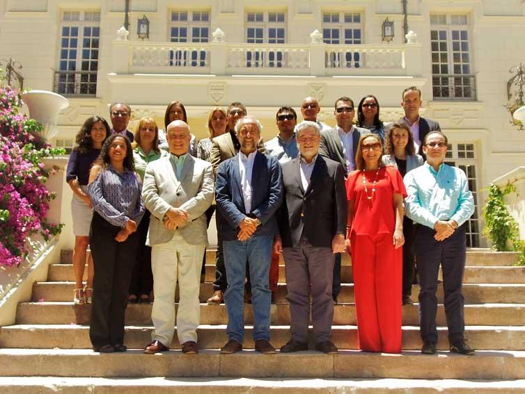Máximos representantes de las oficinas de Propiedad Industrial de América Latina se reúnen en Chile